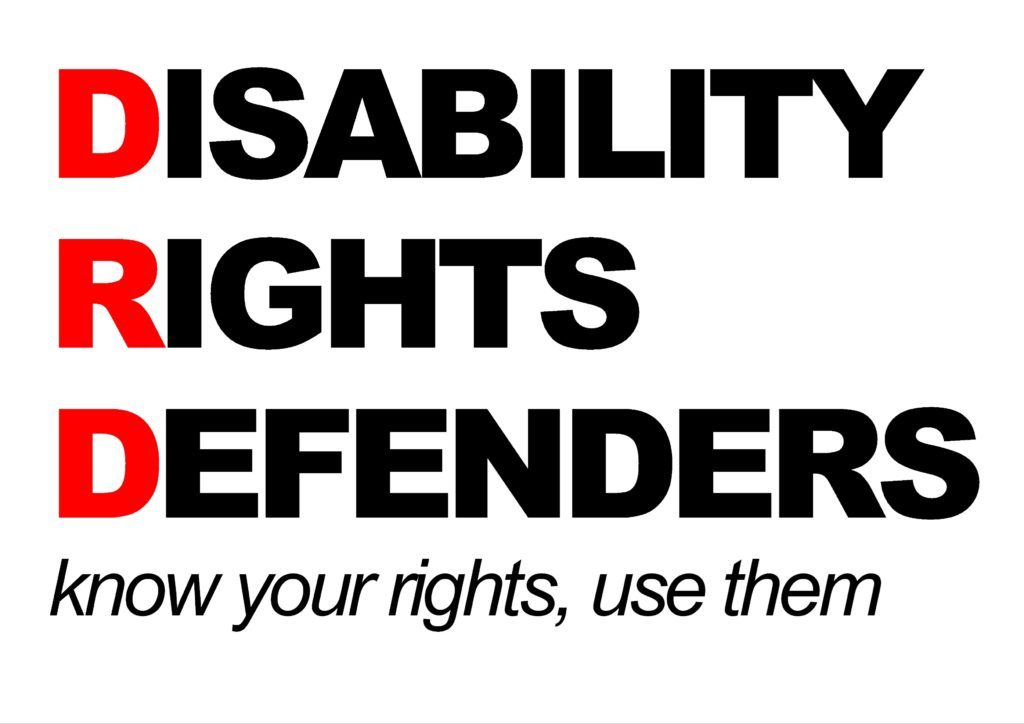 disability right defenders